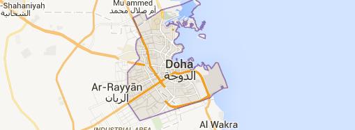 Qatar Rail Website Home